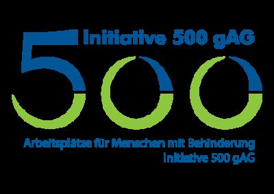 Initiative 500 gAG