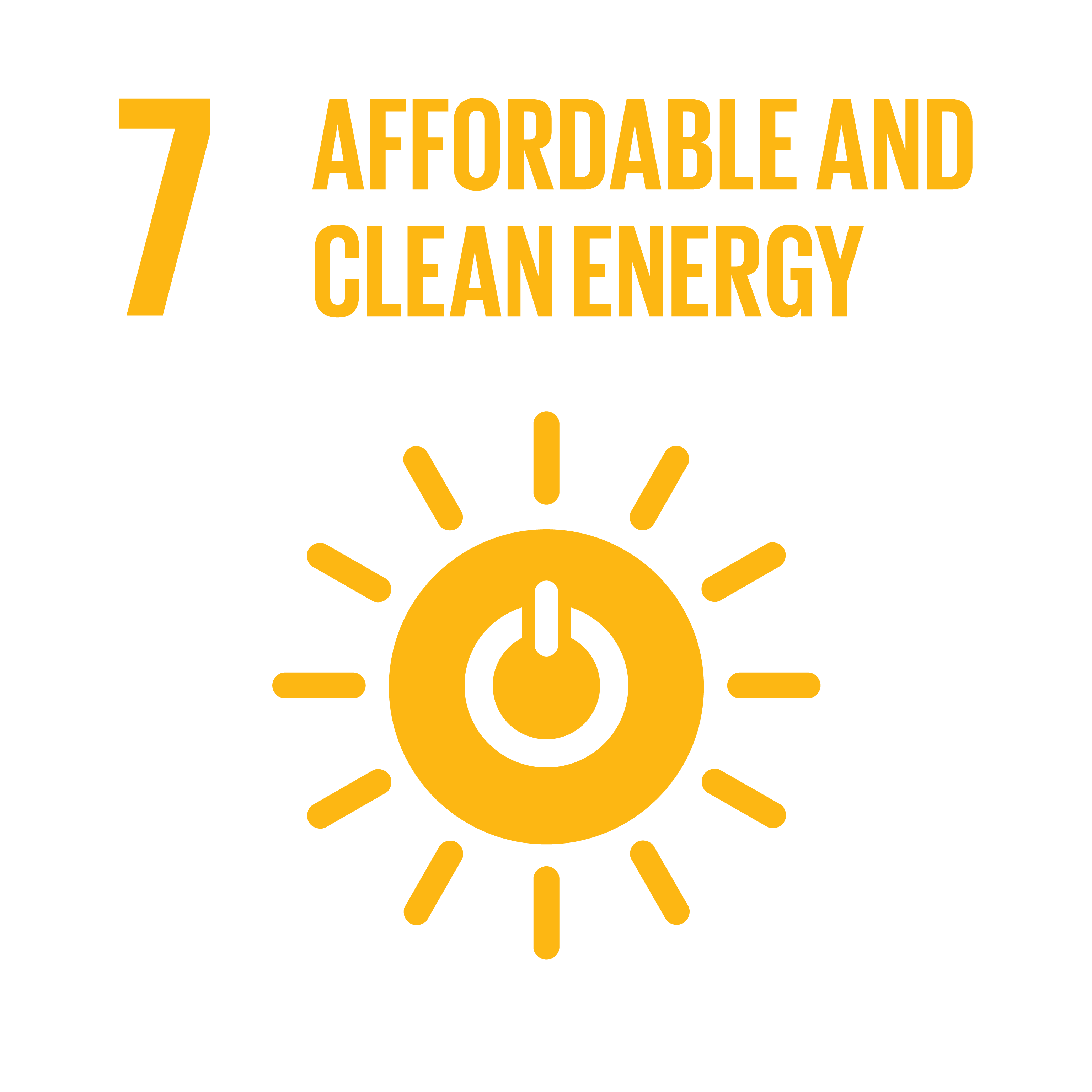 SDG07: Affordable and Clean Energy