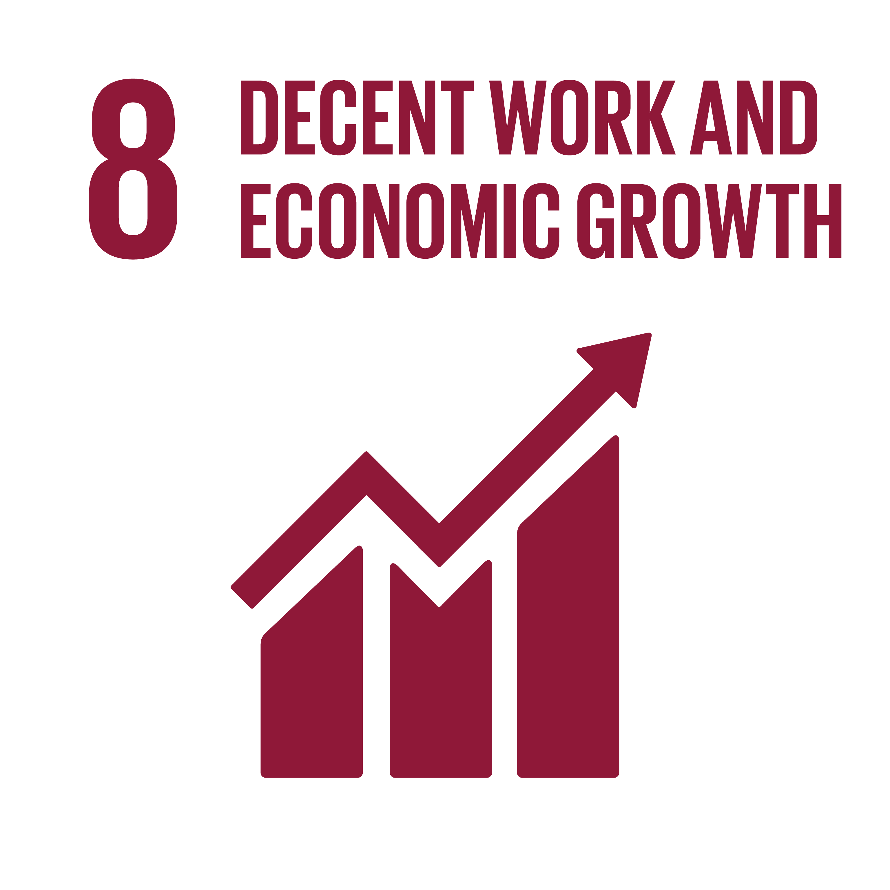 SDG08: Decent Work and Economic Growth