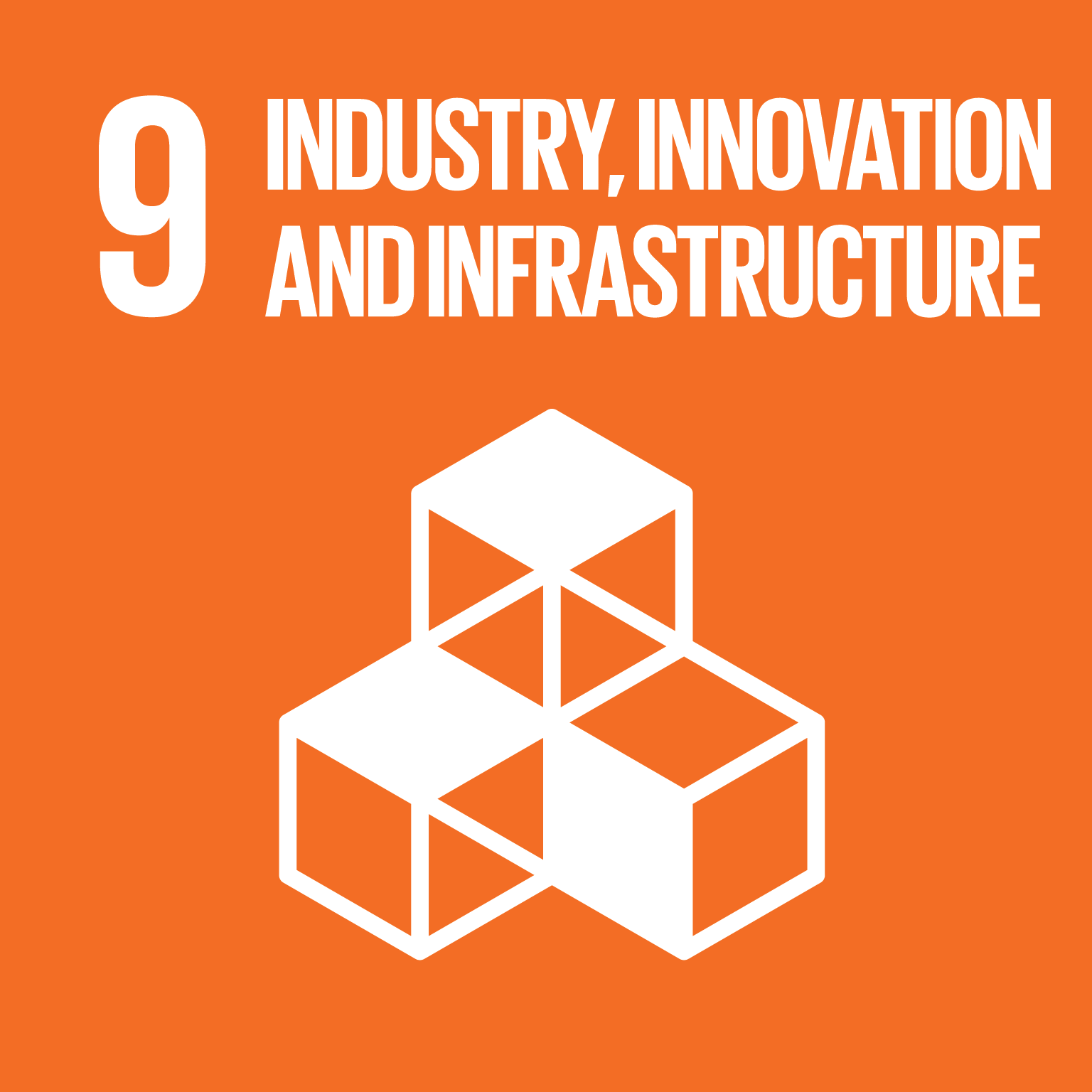 SDG09: Industry, Information and Infrastructure