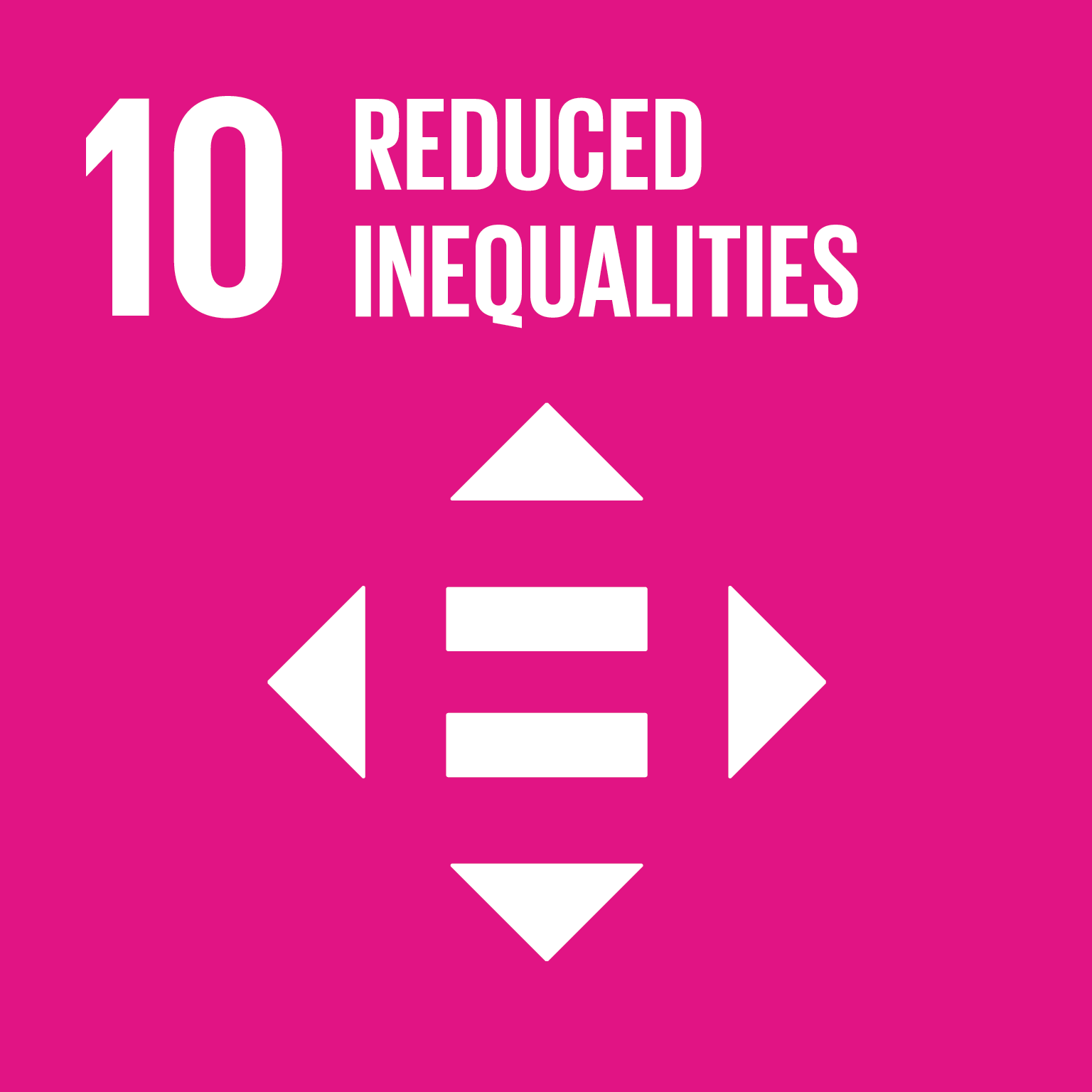 SDG10: Reduced Inequalities