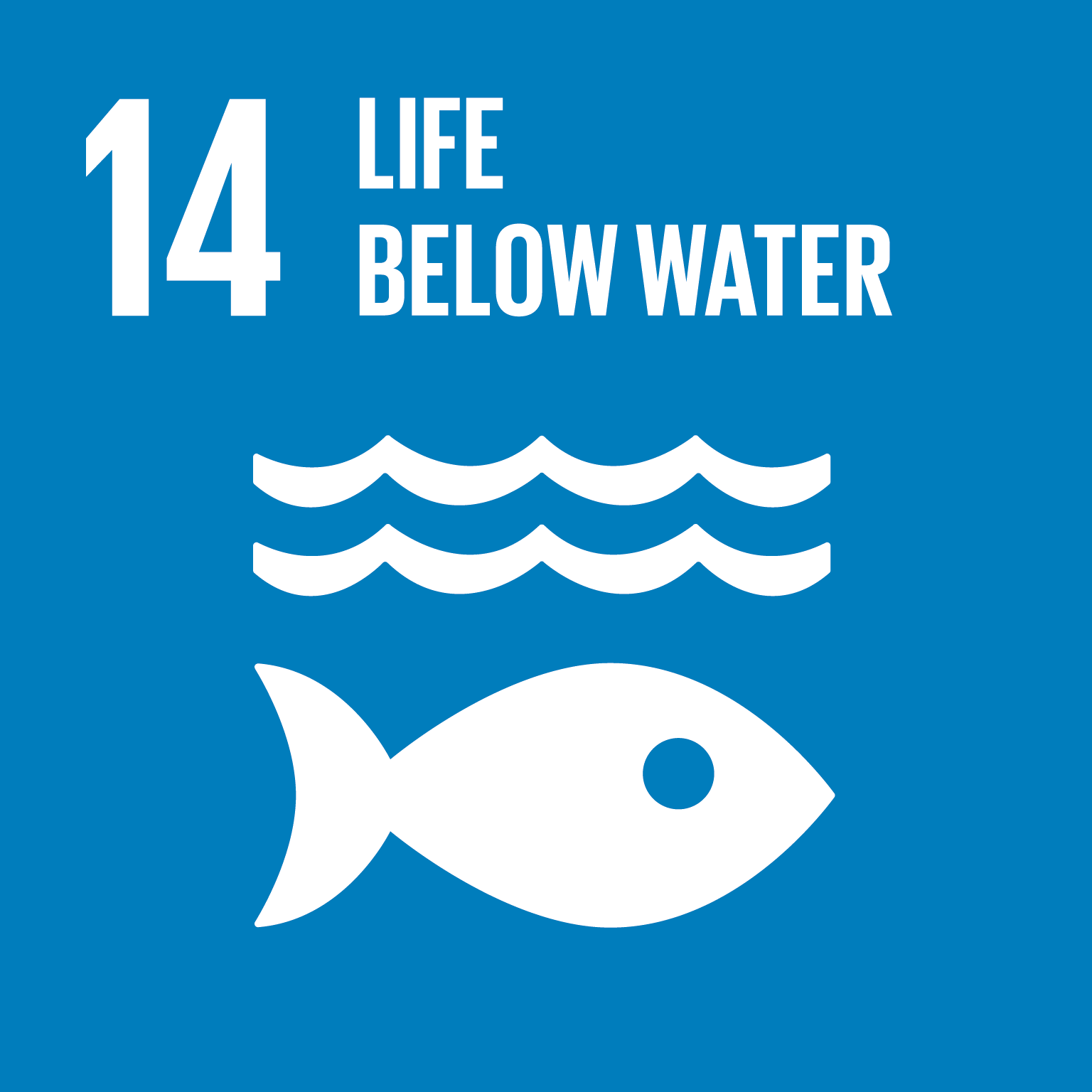 SDG14: Life Below Water